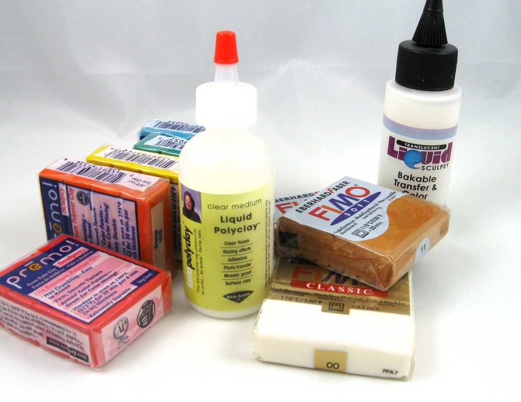 Picture of polymer clays