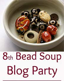 8th Bead Soup Blog Party button