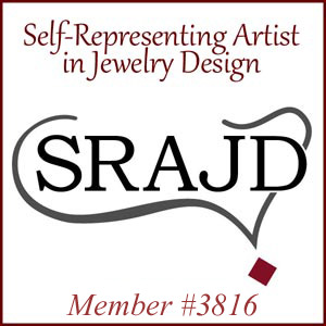 Self-Representing Artist in Jewelry Design #3816