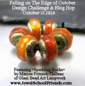 Falling on the Edge of October blog hop badge