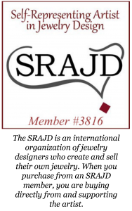 SRAJD member badge