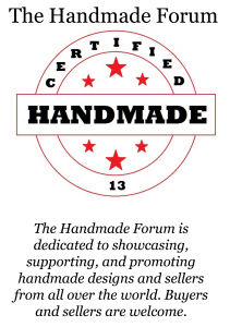 The Handmade Forum member badge