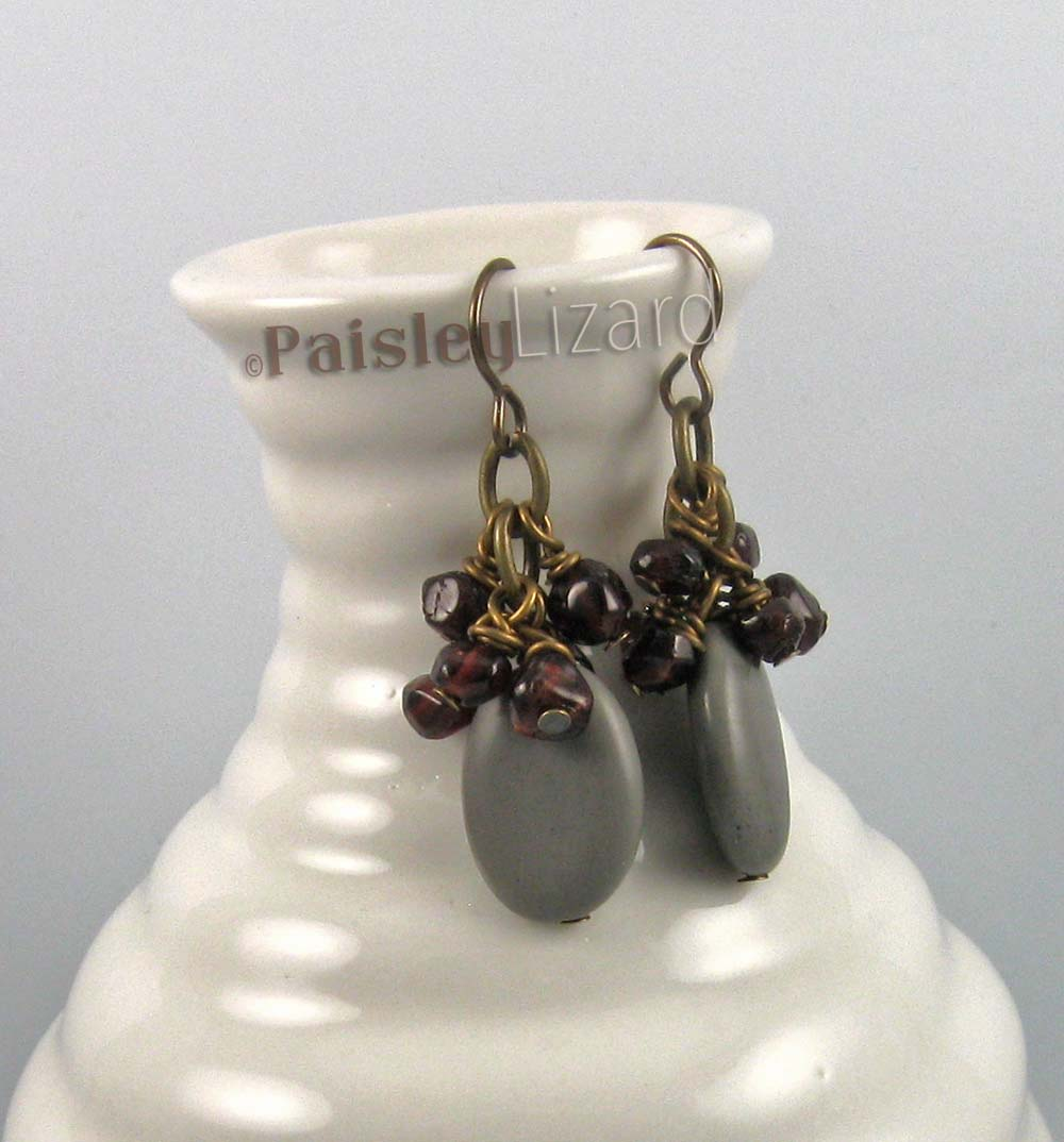 Chilled Wine Earrings