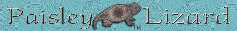 Paisley Lizard Etsy banner version 3.0