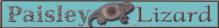 Paisley Lizard Etsy baner version 2.0