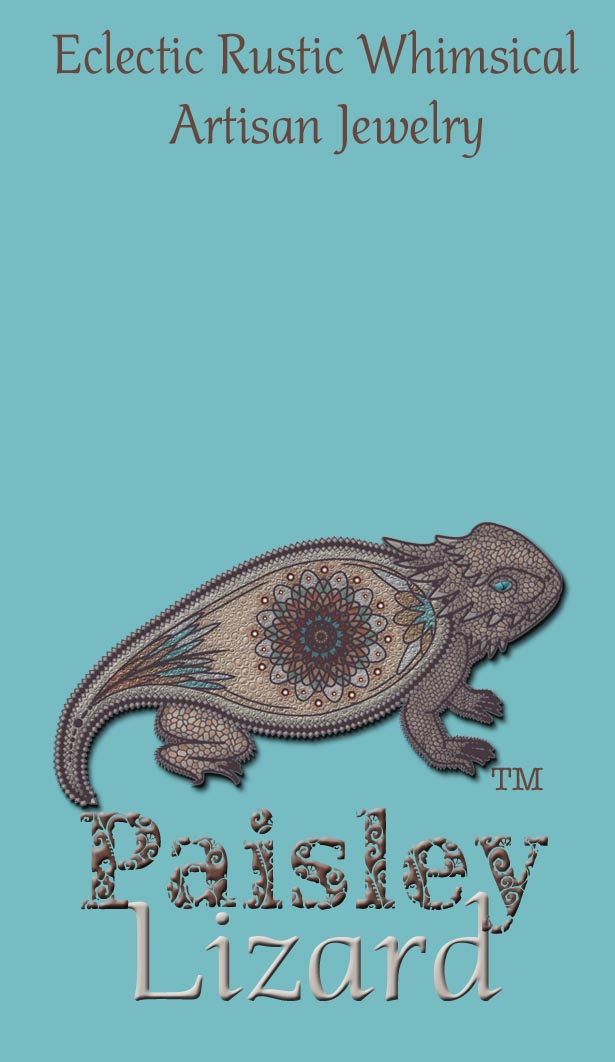 Paisley Lizard new vertical business card version 1.0